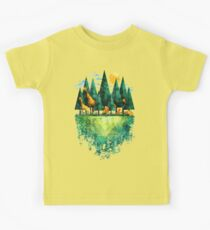 Geo Forest Kids Clothes