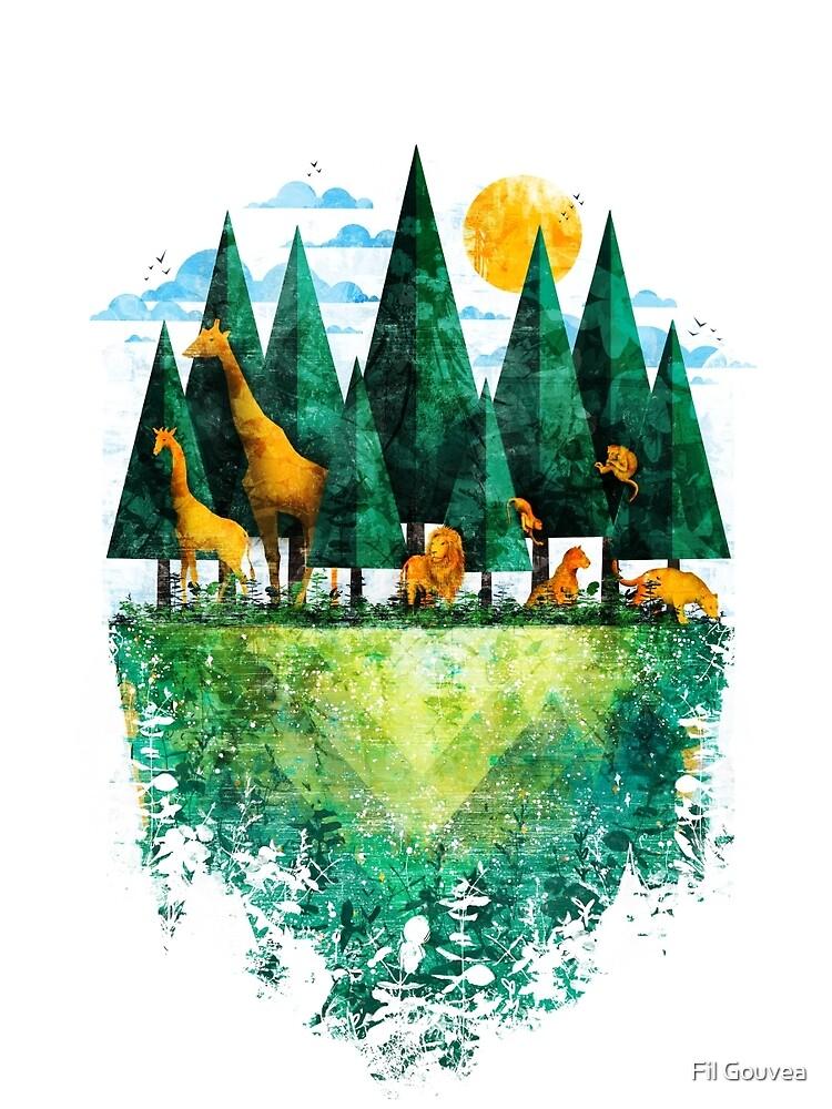 Geo Wald von filgouvea