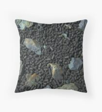 Pellets Throw Pillow