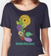 Gardens Save Lives Women's Relaxed Fit T-Shirt