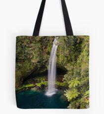 Omanawa Falls Tote Bag