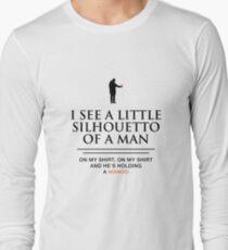 Funny Mango Tshirt Long Sleeve T-Shirt