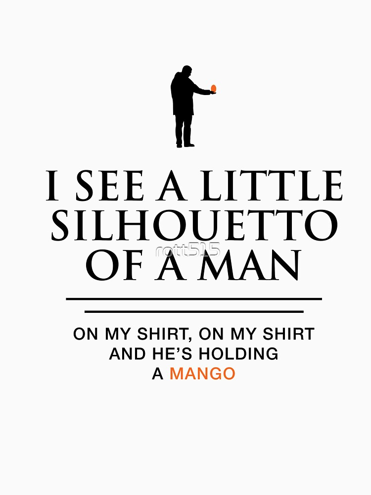 Funny Mango Tshirt by rott515