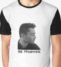 Ed Westwick Graphic T-Shirt