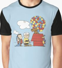 some Peanuts UP there V.2 Graphic T-Shirt