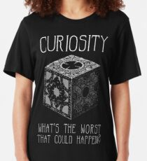Curiosity Killed... Slim Fit T-Shirt
