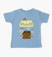 Behind The Sofa! Baby Tee