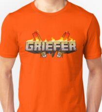Minecraft Griefer Shirt T-Shirt