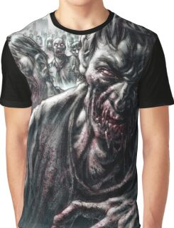 Zombie Horde Graphic T-Shirt