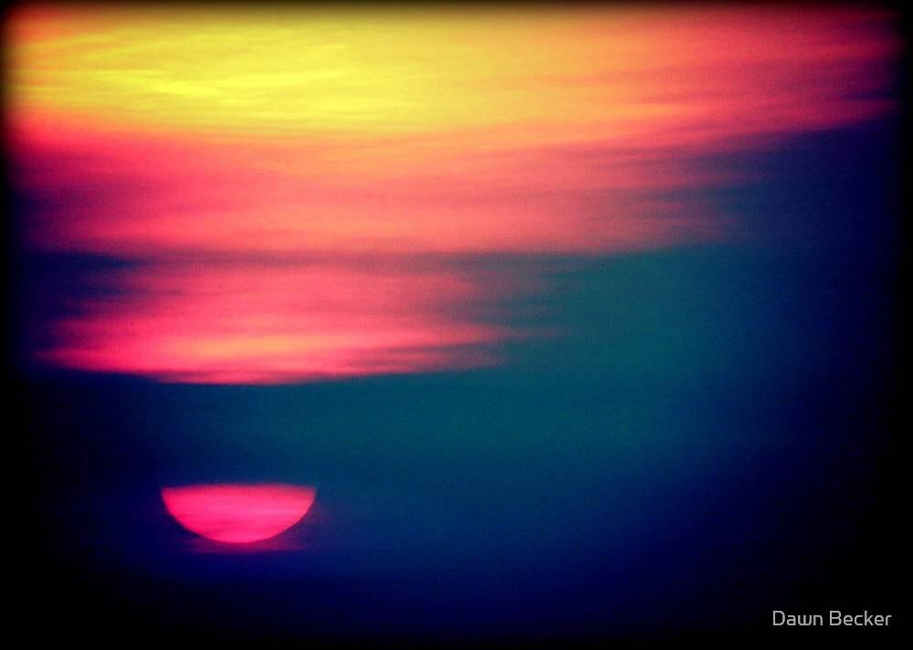 Morning Breaking © by Dawn Becker