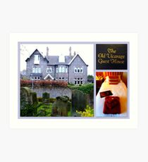 The Old Vicarage Guesthouse Art Print