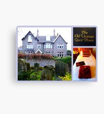 The Old Vicarage Guesthouse Canvas Print