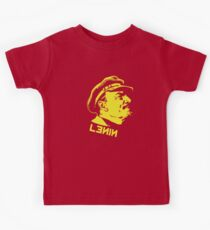 Vintage Lenin Kids Clothes