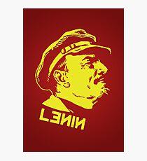 Vintage Lenin Photographic Print