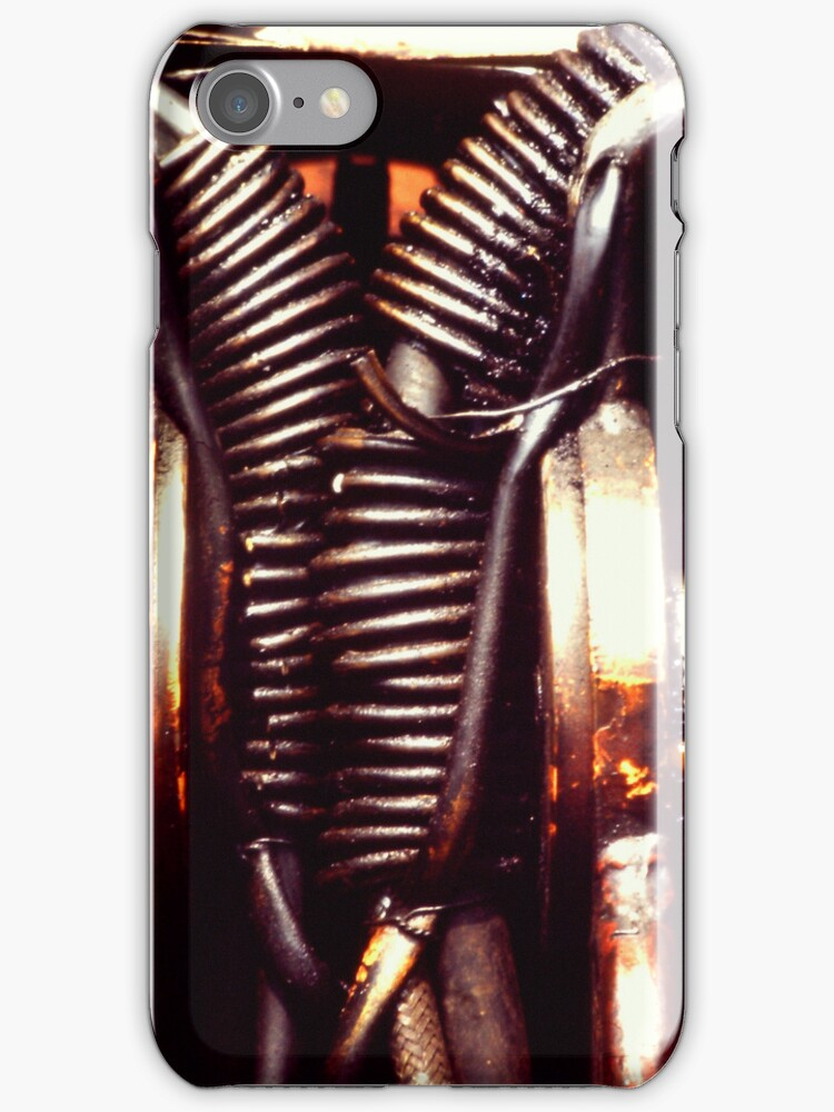 tech-i-phone by fabio piretti