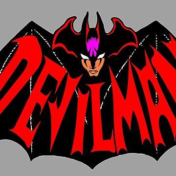 Beware, the (Goddamn) Devilman! by DannyDuoshade