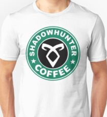 Shadowhunter Coffee T-Shirt