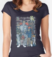 Anderson Family Portrait Women's Fitted Scoop T-Shirt