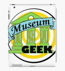Museum Geek  iPad Case/Skin