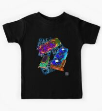 """""""Accelerate Graphically""""© Kids Tee"""