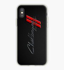 Carbon Fiber Challenger  iPhone Case