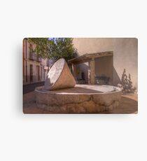 Olive Press, Campell, Spain Metal Print