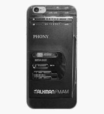 Phony Talkman iPhone Case