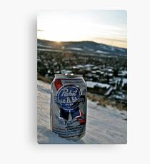 Beer!! Canvas Print