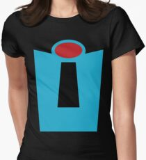 Vintage Mr. Incredible Womens Fitted T-Shirt