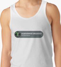 Camiseta de tirantes Logro desbloqueado