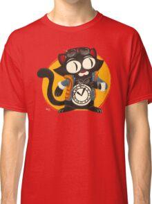 Time-Cat Classic T-Shirt