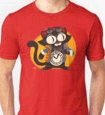 Time-Cat Unisex T-Shirt