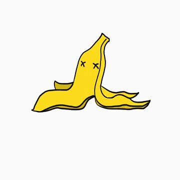 Dead Banana by xleoheartx