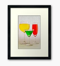 Before the Party begins #2 Framed Print