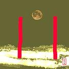 two seeing same moon by marcwellman2000