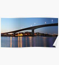 Northam Bridge  Poster