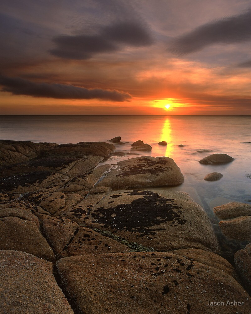 """""""And Then There Was Silence"""" ∞ Coles Bay, Tasmania - Australia by Jason Asher"""