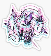 QUARTZ Sticker