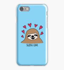 Sloth Love  iPhone Case/Skin