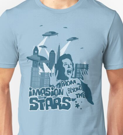 Invasion from beyond the stars T-Shirt