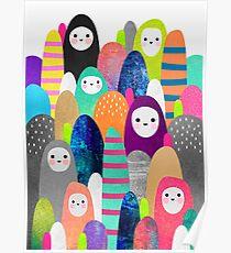 Pebble Spirits Poster