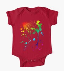 Pride Paint One Piece - Short Sleeve