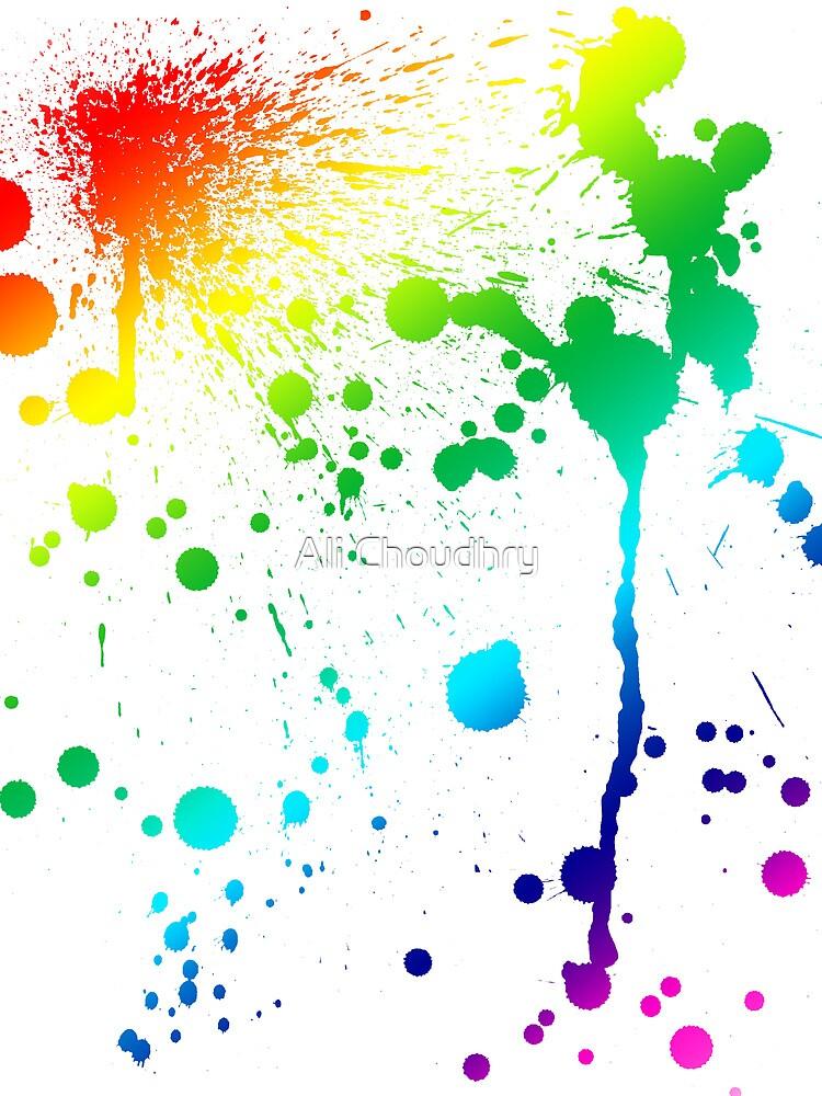Pride Paint by AHakir