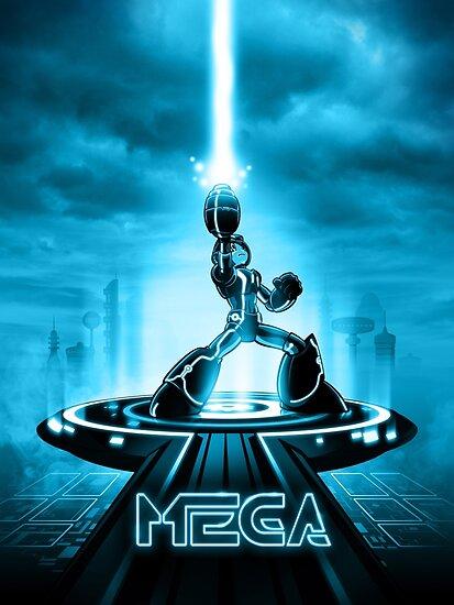 MEGA - Filmplakatausgabe von DJKopet