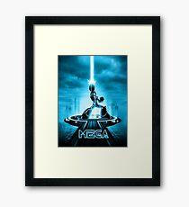 MEGA - Movie Poster Edition Framed Print