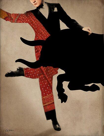 Dance Of Taurus by Catrin Welz-Stein