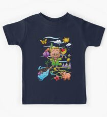 Growing Happy Kids Kids Tee