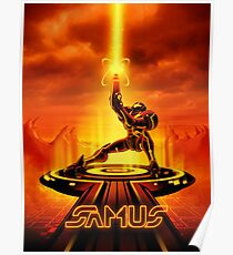 SAMTRON - Movie Poster Edition Poster