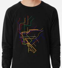 NYC-Linien Leichtes Sweatshirt
