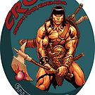 Crom - Cimmerian Dry Cider by sofaman